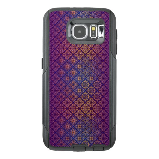 Floral luxury royal antique pattern OtterBox samsung galaxy s6 case