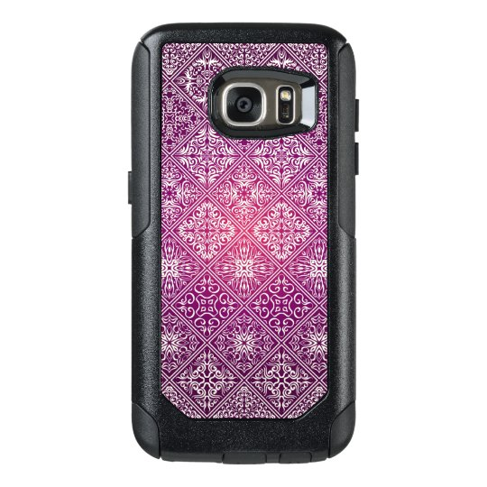 Floral luxury royal antique pattern OtterBox samsung galaxy s7 case