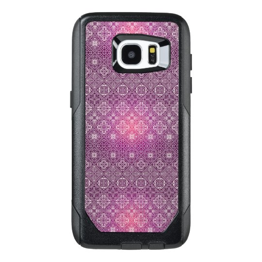 Floral luxury royal antique pattern OtterBox samsung galaxy s7 edge case