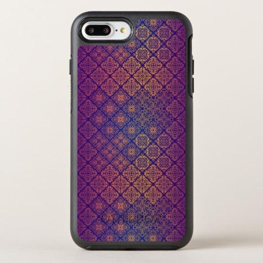 Floral luxury royal antique pattern OtterBox symmetry iPhone 8 plus/7 plus case