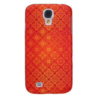 Floral luxury royal antique pattern samsung galaxy s4 cover
