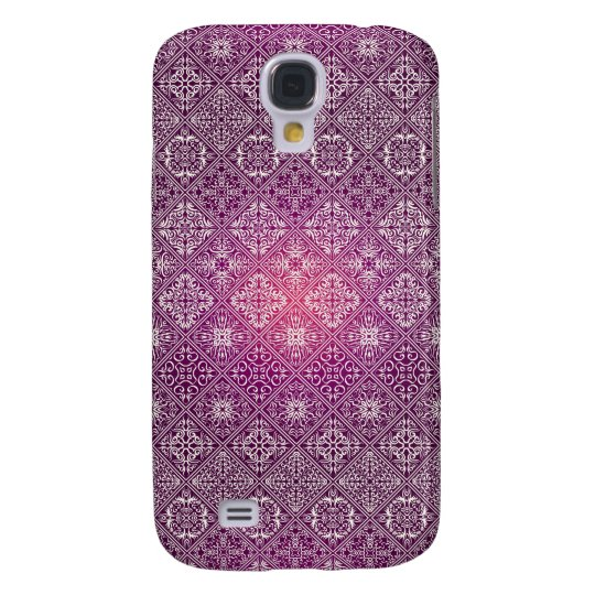 Floral luxury royal antique pattern samsung galaxy s4 covers