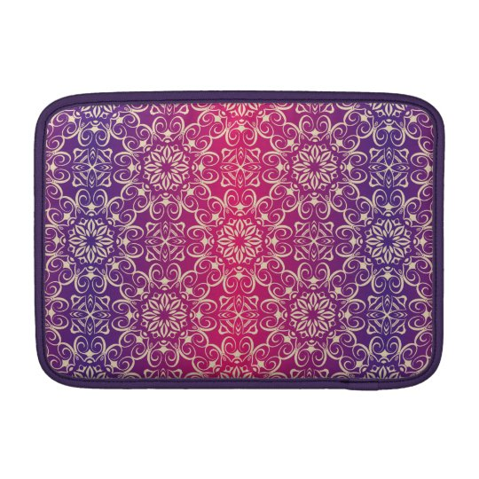 Floral luxury royal antique pattern sleeve for MacBook air