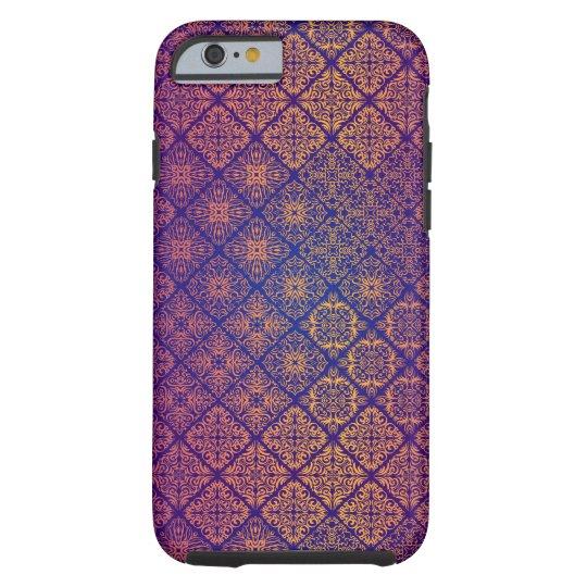 Floral luxury royal antique pattern tough iPhone 6 case