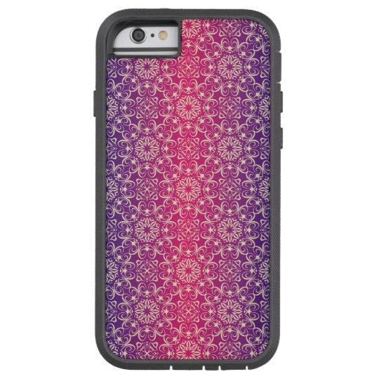 Floral luxury royal antique pattern tough xtreme iPhone 6 case