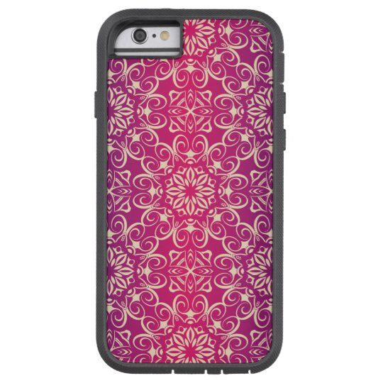 Floral luxury royal antique pattern tough xtreme iPhone 6 case