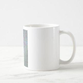 floral magic of love and creation sketch coffee mug