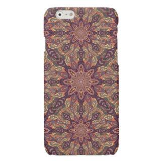 Floral mandala abstract pattern design