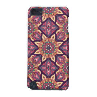 Floral mandala abstract pattern design iPod touch 5G case