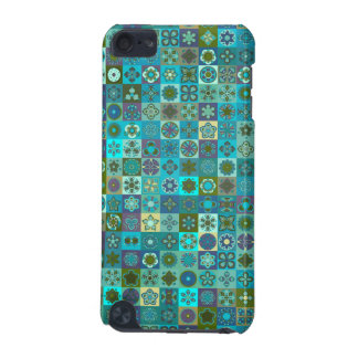 Floral mandala abstract pattern design iPod touch (5th generation) covers