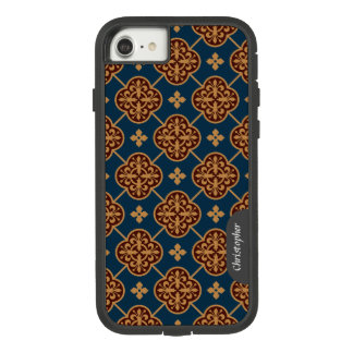 Floral medieval tile pattern CC0910 Augustus Pugin Case-Mate Tough Extreme iPhone 8/7 Case