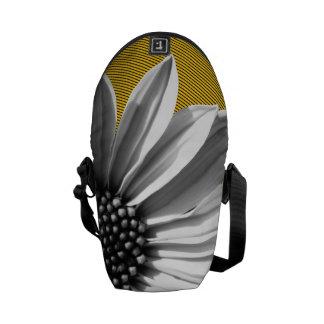 floral messenger bag