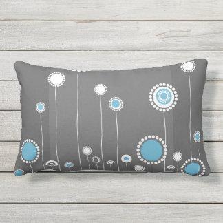 Floral Modern Stylish Lumbar Cushion