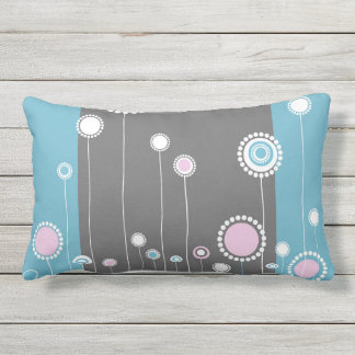 Floral Modern Stylish Outdoor Cushion