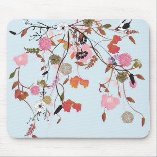 Floral Mousepad