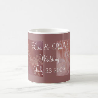 Floral Mug - Customizable Coffee Mugs