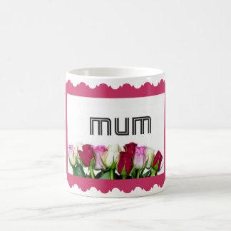 Floral Mum Stamp Mugs