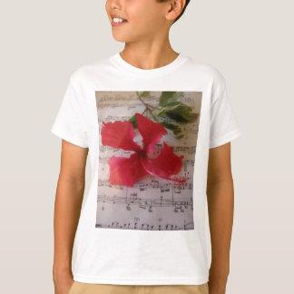 Floral Notes T-Shirt