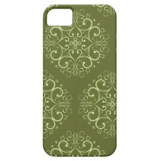 floral ornament iphone5 case