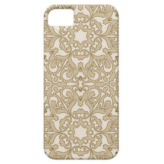 Floral ornate background case for the iPhone 5