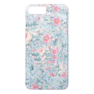 Floral Paint pattern iPhone 8 Plus/7 Plus Case