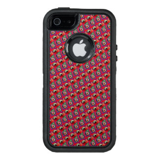 Floral Paisley Pattern OtterBox iPhone 5/5s/SE Case