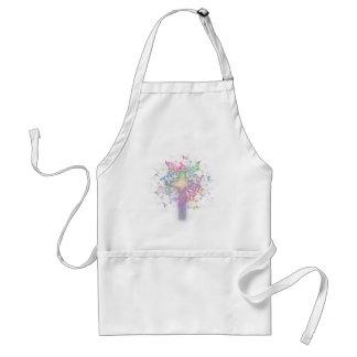 Floral Pastel Standard Apron