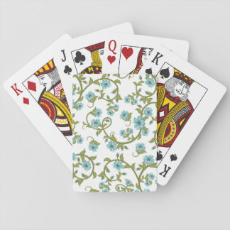 Floral Pattern 6 Playing Cards