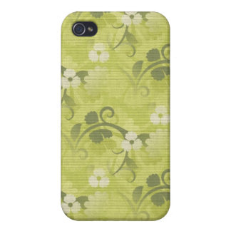 Floral Pattern Apple iPhone 4G Speck Case Cases For iPhone 4