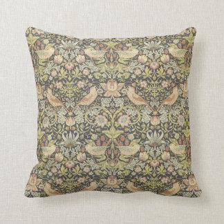 Floral Pattern by William Morris - Pillow