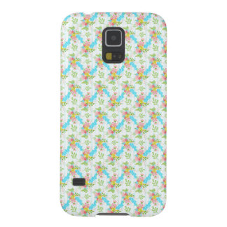 Floral Pattern Cases For Galaxy S5