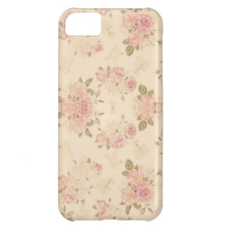 floral pattern iPhone 5C case