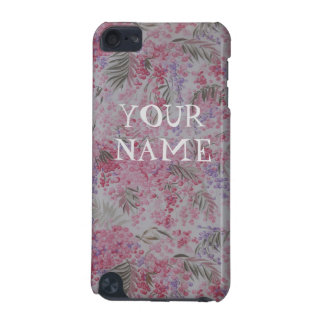 Floral pattern iPod touch 5G case