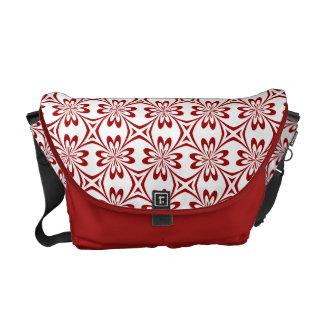 Floral pattern Messenger  Bag Courier Bags