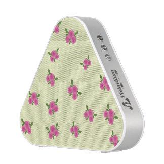 Floral Pattern Speaker