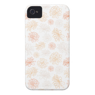 Floral Pattern Succulent Garden Botanical Print Case-Mate iPhone 4 Case