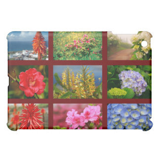 Floral photography iPad mini covers