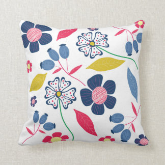 Floral Pillow Mystery of Seasons