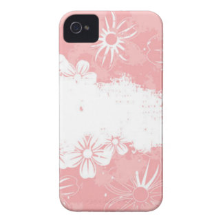 Floral Pink Case-Mate iPhone 4 Case