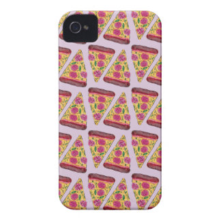 floral pizza iPhone 4 cover
