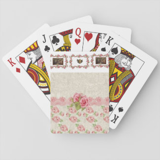 Floral Playing Card Deck