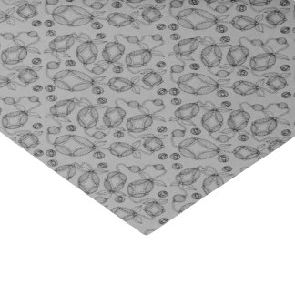 Floral Pod Tissue Paper
