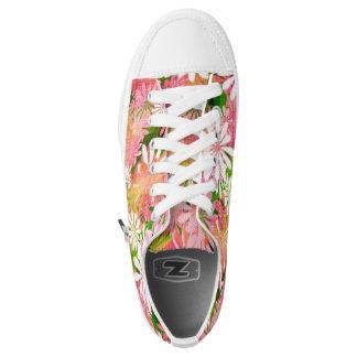 Floral printed designer  converse Sneakers