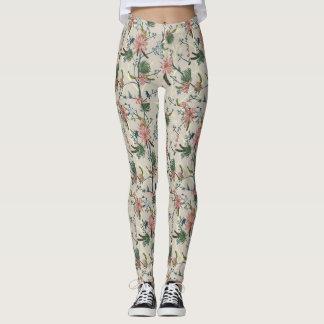 Floral Printed Leggings