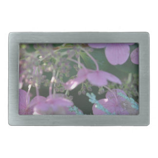 Floral products belt buckles