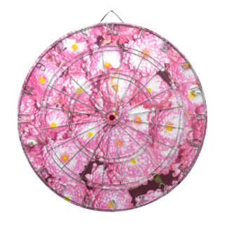Floral products dartboard