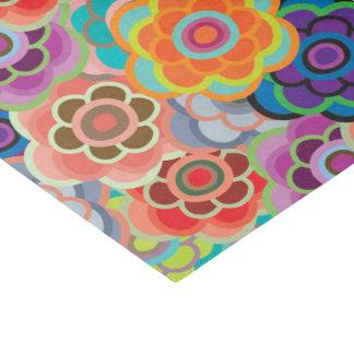 Floral Riot Pattern Tissue Tissue Paper