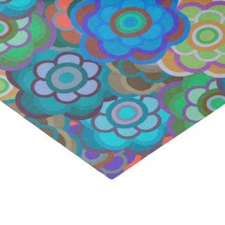 Floral Riot Underwater Pattern Tissue Tissue Paper