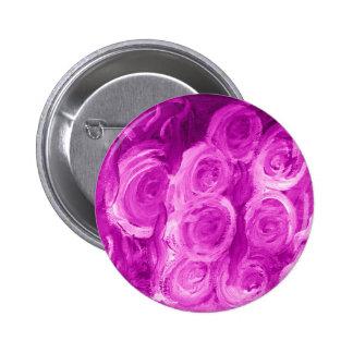 Floral Rose design image design Buttons