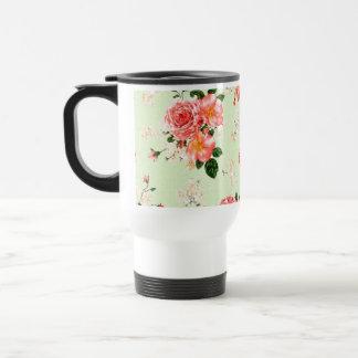 Floral Roses Mug
